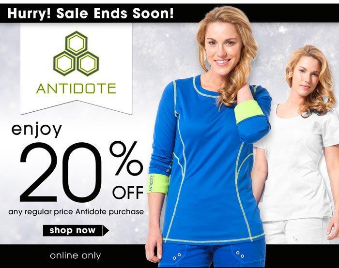 Shop Antidote