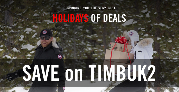 Holiday Deals - Day 6: Timbuk2 Bike Seat Pack