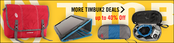 Holiday Deals - Day 6: Timbuk2