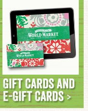 Gift Cards & eGift Cards