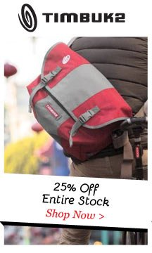 Shop Timbuk2 25% Off
