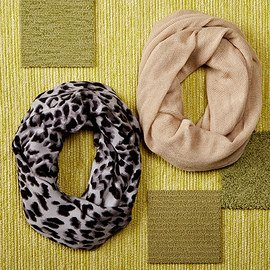 Full-Circle Fashion: Infinity Scarves
