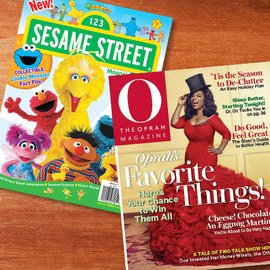 Mailbox Must-Haves: Magazines