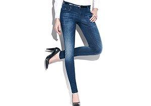 Just $29: Indigo Skinny Jeans