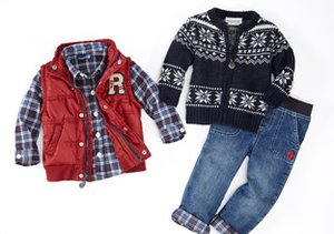 Luxury Gifts for Baby Boys