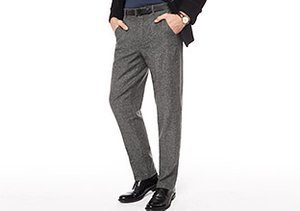 Must Have: Donegal & Flannel Trousers