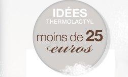 idées Thermolactyl moins de 25 euros