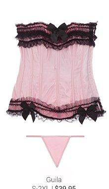 Guila lingerie set