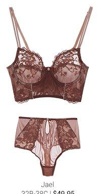 Jael lingerie set