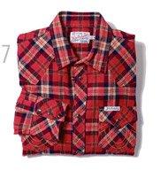 7 - Flannel Western Shirt