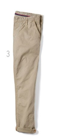 3 - Rocco Tailored Trouser
