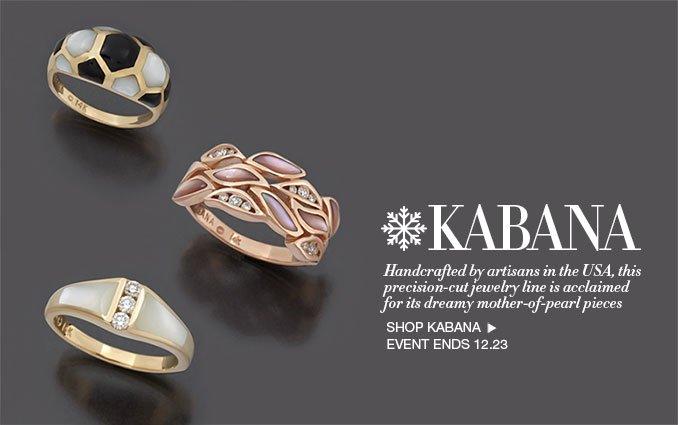 Shop Kabana Fine Jewelry for Women