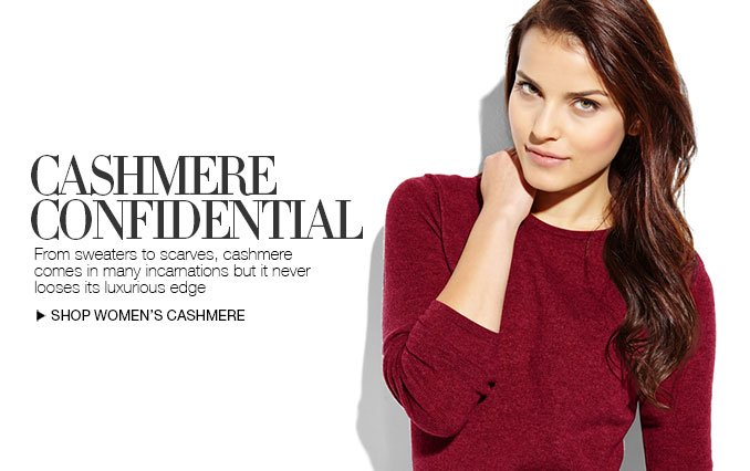 Shop Cashmere Sweaters for Women
