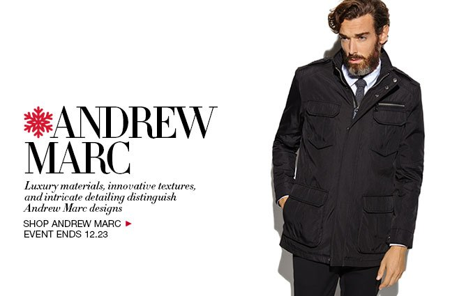 Shop Andrew Marc Outerwear for Men