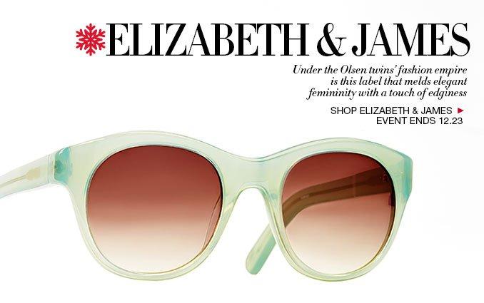 Shop Elizabeth and James Sunglasses for Women