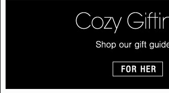 Cozy Gifting on Sale - For Her