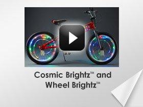 Cosmic Brightz Video