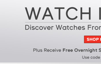 Watch It Snow Discover Watches From Our White Collection