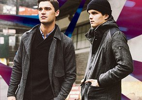 Shop Layer Up: Outerwear up to 50% Off