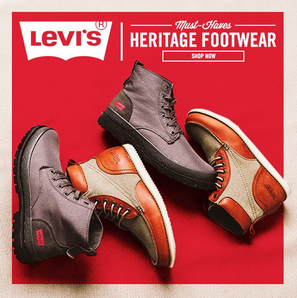 Shop Levi's Footwear: Starting at $32