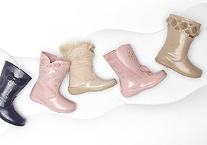 For the Girls: Boots