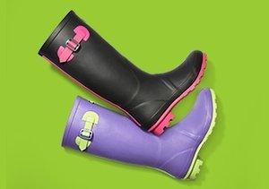Warm & Dry: Rainboots