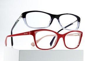 Designer Eyewear feat. Prada