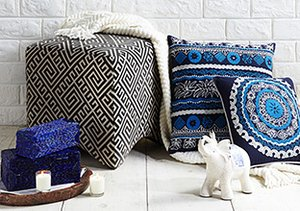 Eastern Inspiration: Décor Accents