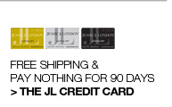 The JL Credit Card