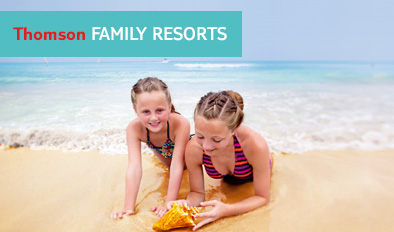 Family Resorts - Only from Thomson