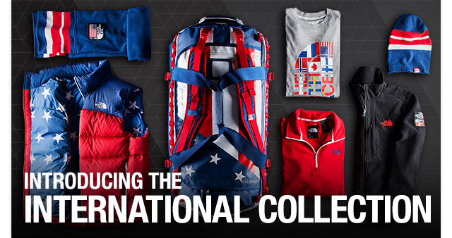 INTRODUCING THE INTERNATIONAL COLLECTION