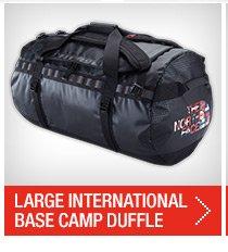 LARGE INTERNATIONAL BASE CAMP DUFFLE