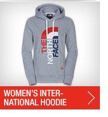 WOMEN'S INTERNATIONAL PULLOVER