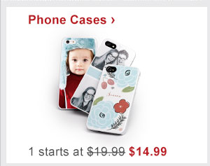 Phone Cases › 1 starts at $19.99 Now $14.99