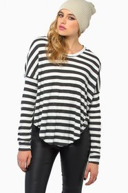 Nancy Striped Sweater