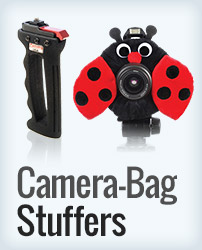 Camera-bag stuffers