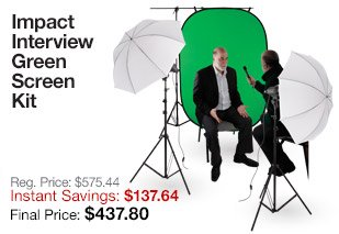 Impact Green Screen