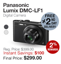 Panasonic DMC-LF1