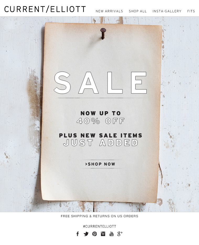 SALE NOW UP TO 40% OFF PLUS NEW SALE ITEMS JUST ADDED >SHOP NOW
