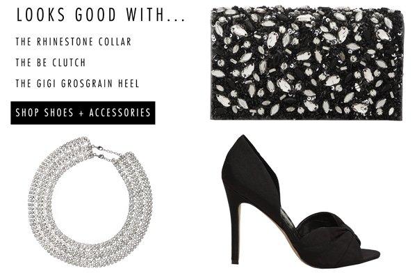 Shop Shoes + Accessories