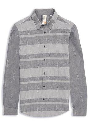 Plectrum Spirit of Union Jacquard Print Shirt