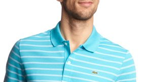 Lacoste and Hugo Boss Polos
