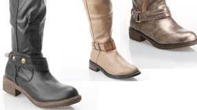 Riding and Motorcycle Boots