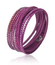 Slake Fuchsia Ruby Bracelet