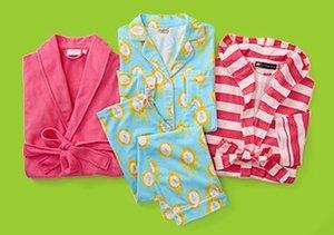 Last-Minute Gifts:  Sleepwear & Robes