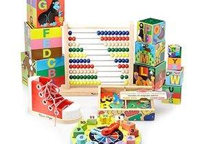 Learn & Grow: Educational Toys