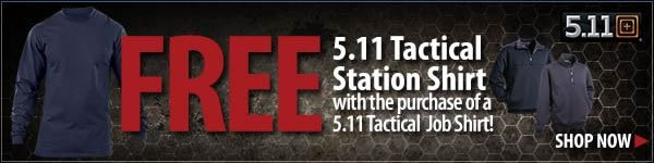 FREE Gift From 5.11 Tactical