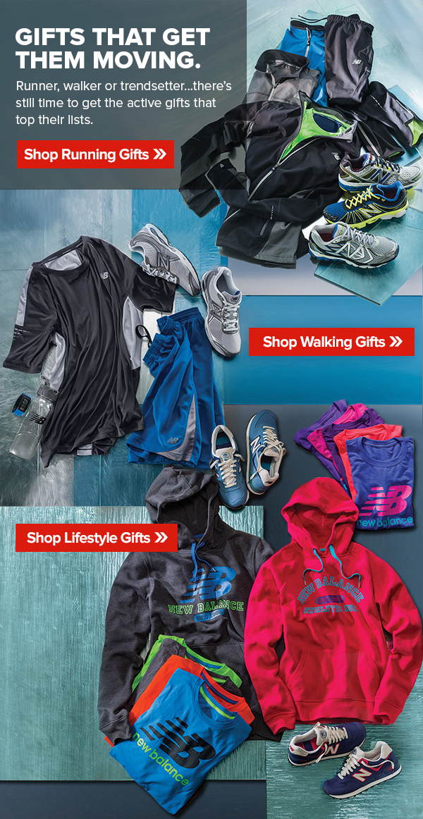 Still time to get active gifts that top their lists!