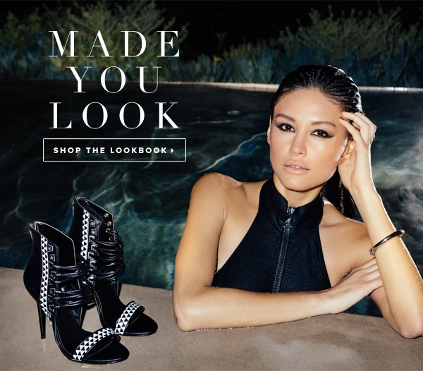 Made You Look - - Shop the Lookbook: