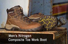 Men's Nitrogen CT Work Boot